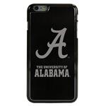 Guard Dog Alabama Crimson Tide Aluminum Phone Case for iPhone 6 Plus / 6s Plus with Guard Glass Screen Protector