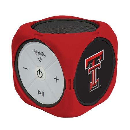 Texas Tech Red Raiders MX-300 Cubio Bluetooth® Speaker