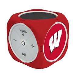 Wisconsin Badgers MX-300 Cubio Bluetooth® Speaker