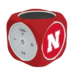 Nebraska Cornhuskers MX-300 Cubio Bluetooth® Speaker