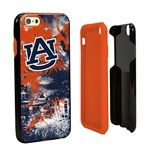 Guard Dog Auburn Tigers PD Spirit Hybrid Phone Case for iPhone 6 / 6s with Guard Glass Screen Protector