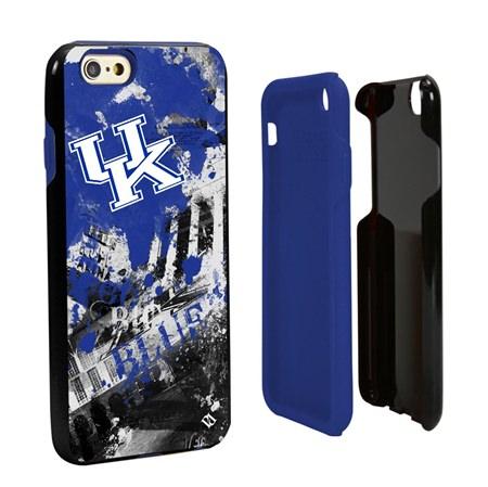 Guard Dog Kentucky Wildcats PD Spirit Hybrid Phone Case for iPhone 6 / 6s