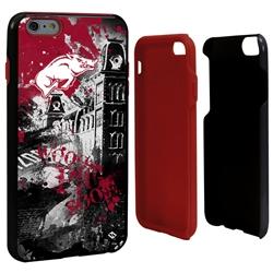 Guard Dog Arkansas Razorbacks PD Spirit Hybrid Phone Case for iPhone 6 Plus / 6s Plus