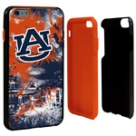 Guard Dog Auburn Tigers PD Spirit Hybrid Phone Case for iPhone 6 Plus / 6s Plus with Guard Glass Screen Protector