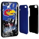 Guard Dog Kansas Jayhawks PD Spirit Hybrid Phone Case for iPhone 6 Plus / 6s Plus