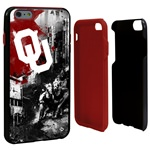 Guard Dog Oklahoma Sooners PD Spirit Hybrid Phone Case for iPhone 6 Plus / 6s Plus