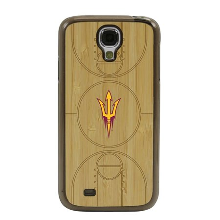 Arizona State Sun Devils Eco Light Court Case for Samsung Galaxy S4