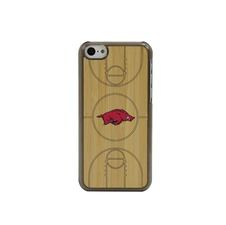 Arkansas Razorbacks Eco Light Court Case for iPhone 5c
