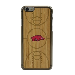 Guard Dog Arkansas Razorbacks Eco Light Court Phone Case for iPhone 6 / 6s