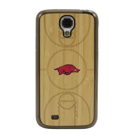 Arkansas Razorbacks Eco Light Court Case for Samsung Galaxy S4