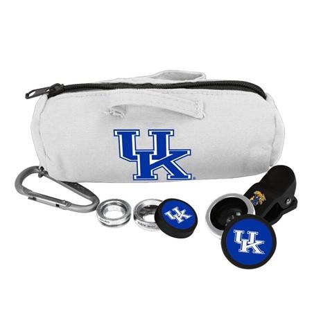 Kentucky Wildcats 3 in 1 Camera Lens Kit