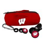 Wisconsin Badgers 3 in 1 Camera Lens Kit