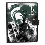 Michigan State Spartans PD Spirit Alpha Folio Case for iPad 2 / 3