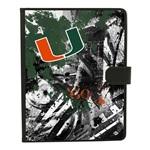 U Miami Hurricanes PD Spirit Alpha Folio Case for iPad 2 / 3