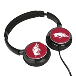 Arkansas Razorbacks Sonic Boom 2 Headphones