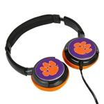 Clemson Tigers Sonic Boom 2 Headphones