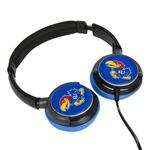 Kansas Jayhawks Sonic Boom 2 Headphones