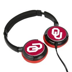 Oklahoma Sooners Sonic Boom 2 Headphones