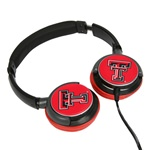 Texas Tech Red Raiders Sonic Boom 2 Headphones