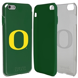 Guard Dog Oregon Ducks Clear Hybrid Phone Case for iPhone 6 Plus / 6s Plus