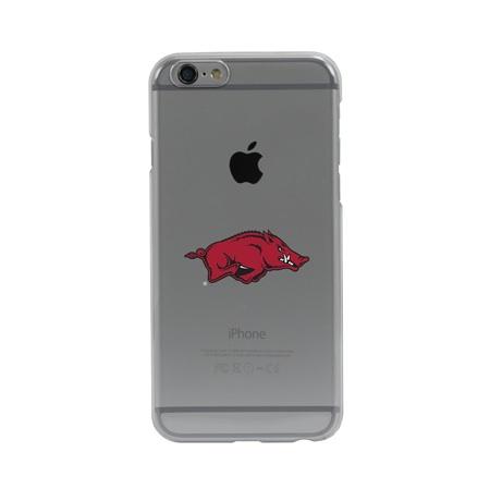 Guard Dog Arkansas Razorbacks Clear Phone Case for iPhone 6 / 6s