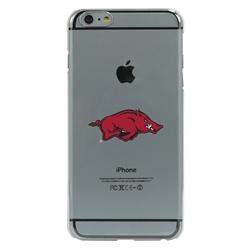 Guard Dog Arkansas Razorbacks Clear Phone Case for iPhone 6 Plus / 6s Plus