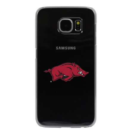 Arkansas Razorbacks Clear Case for Samsung Galaxy S6