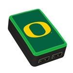 Oregon Ducks WP-200X Classic Dual-Port USB Wall Charger