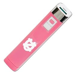 North Carolina Tar Heels Pink APU 2200LS USB Mobile Charger