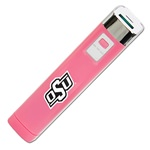 Oklahoma State Cowboys Pink APU 2200LS USB Mobile Charger