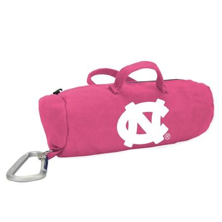 North Carolina Tar Heels Pink Medium StuffleBag