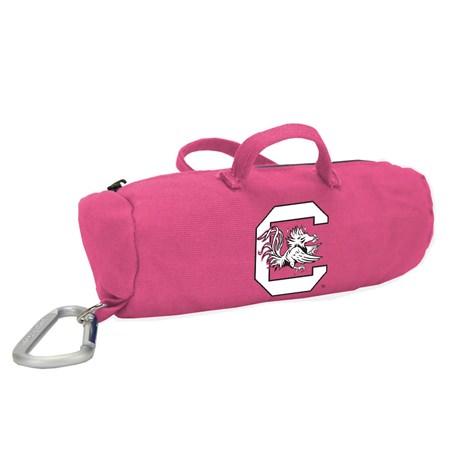 South Carolina Gamecocks Pink Medium StuffleBag