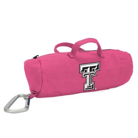 Texas Tech Red Raiders Pink Medium StuffleBag