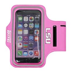 LSU Tigers Pink Sport Armband