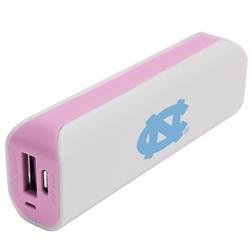 North Carolina Tar Heels Pink APU 1800GS USB Mobile Charger