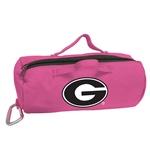 Georgia Bulldogs Pink Large StuffleBag