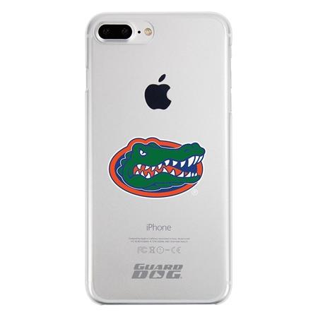 Guard Dog Florida Gators Clear Phone Case for iPhone 7 Plus/8 Plus