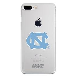 Guard Dog North Carolina Tar Heels Clear Phone Case for iPhone 7 Plus/8 Plus