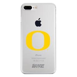 Guard Dog Oregon Ducks Clear Phone Case for iPhone 7 Plus/8 Plus