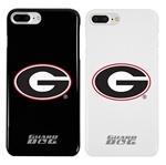 Guard Dog Georgia Bulldogs Phone Case for iPhone 7 Plus/8 Plus