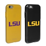 Guard Dog LSU Tigers Fan Pack (2 Phone Cases) for iPhone 6 / 6s with Guard Glass Screen Protector