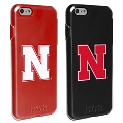 Guard Dog Nebraska Cornhuskers Fan Pack (2 Phone Cases) for iPhone 6 Plus / 6s Plus
