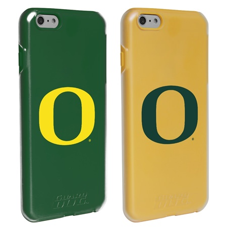 Guard Dog Oregon Ducks Fan Pack (2 Phone Cases) for iPhone 6 Plus / 6s Plus