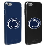 Guard Dog Penn State Nittany Lions Fan Pack (2 Phone Cases) for iPhone 6 Plus / 6s Plus with Guard Glass Screen Protector