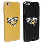 Guard Dog Towson Tigers Fan Pack (2 Phone Cases) for iPhone 6 Plus / 6s Plus with Guard Glass Screen Protector