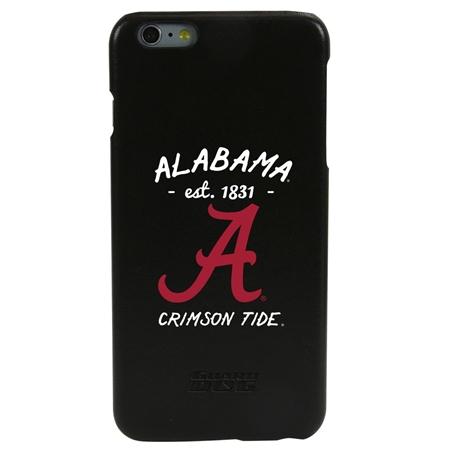 Guard Dog Alabama Crimson Tide Genuine Leather Phone Case for iPhone 6 Plus / 6s Plus  Plus