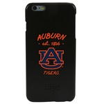 Guard Dog Auburn Tigers Genuine Leather Phone Case for iPhone 6 Plus / 6s Plus with Guard Glass Screen Protector Plus