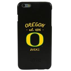 Guard Dog Oregon Ducks Genuine Leather Phone Case for iPhone 6 Plus / 6s Plus  Plus