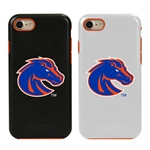 Guard Dog Boise State Broncos Hybrid Phone Case for iPhone 7/8 with Guard Glass Screen Protector