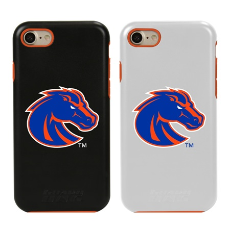 Boise State Broncos Guard Dog® Hybrid Case for iPhone 7/8 with Guard Glass Screen Protector
